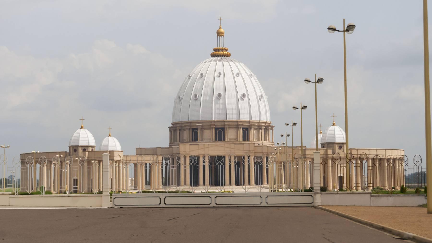 Petersdom in Afrika