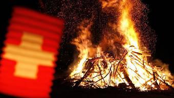 Im Oberbaselbiet finden trotz Waldbrandgefahr und Coronakrise Bundesfeiern statt. (Symbolbild)