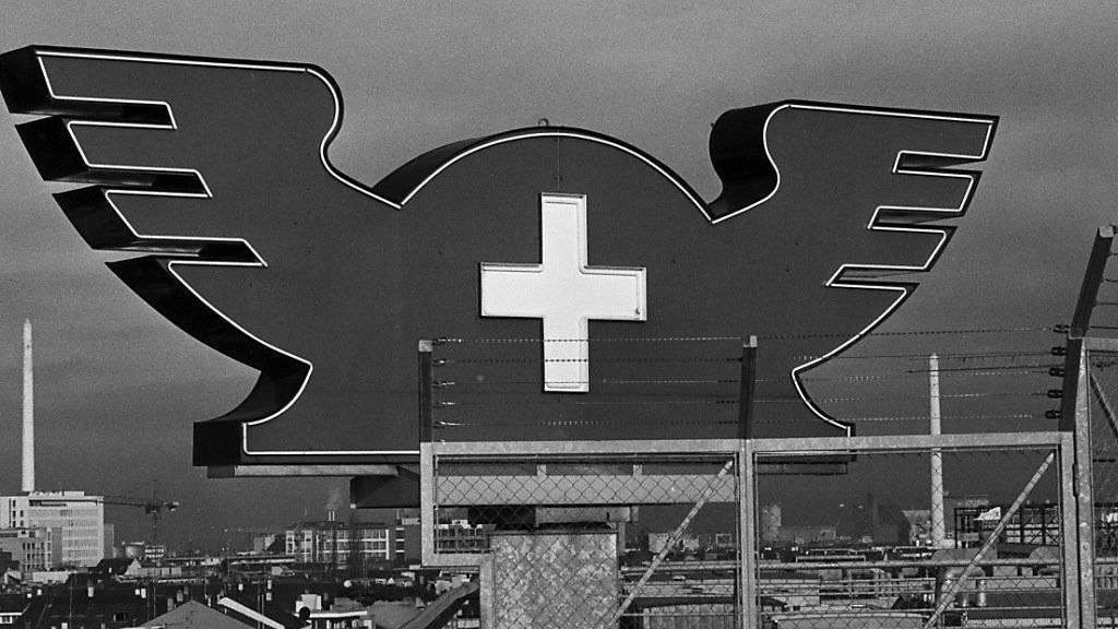 Der Merkurhut war lange Zeit Emblem der Schweizer Mustermesse. 2019 findet die Muba zum letzten Mal statt. Archivbild: KEYSTONE/Michael Kupferschmidt