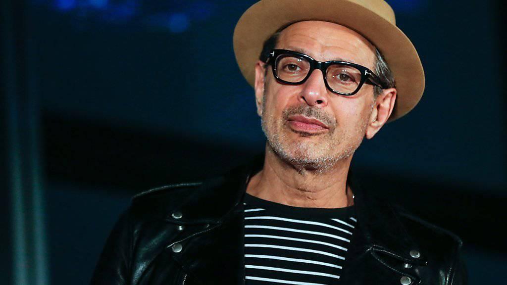 Schauspieler Jeff Goldblum entdeckt dank der Vaterschaft neue Seiten an sich. (Archivbild)