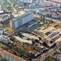 Im Jahr 2018 zieht das Felix-Platter-Spital um. Dann gibt es auf dem Areal Platz für Wohnungen.