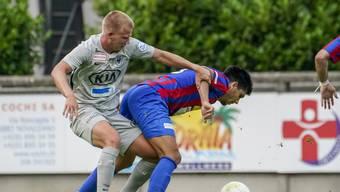 Fussball, Challenge League: FC Chiasso - FC Aarau (26.06.20)