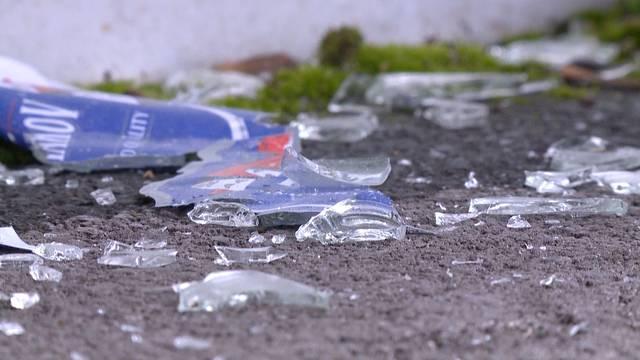 Vandalen verwüsten Fussballplatz Heuried