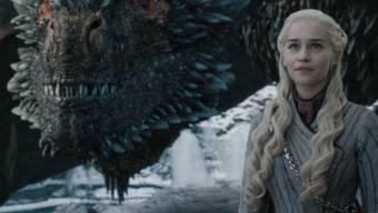 """Zum Ende der letzten Staffel von """"Game of Thrones"""" fordern hunderttausende enttäuschter Fans einen Neudreh. Fans ärgern sich und halten die Wandlung von Daenerys Targaryen (im Bild), einer der Hauptfiguren, für unlogisch. (Archivbild)"""