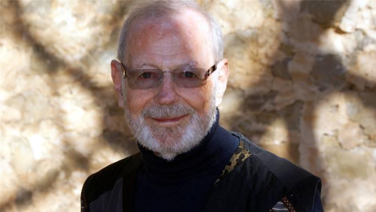 «Stille heilt», sagt Niklaus Brantschen, Priester und Zen-Meister im Wallis.