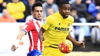 Cedric Bakambu führte Villarreal zum Heimsieg gegen Gijon