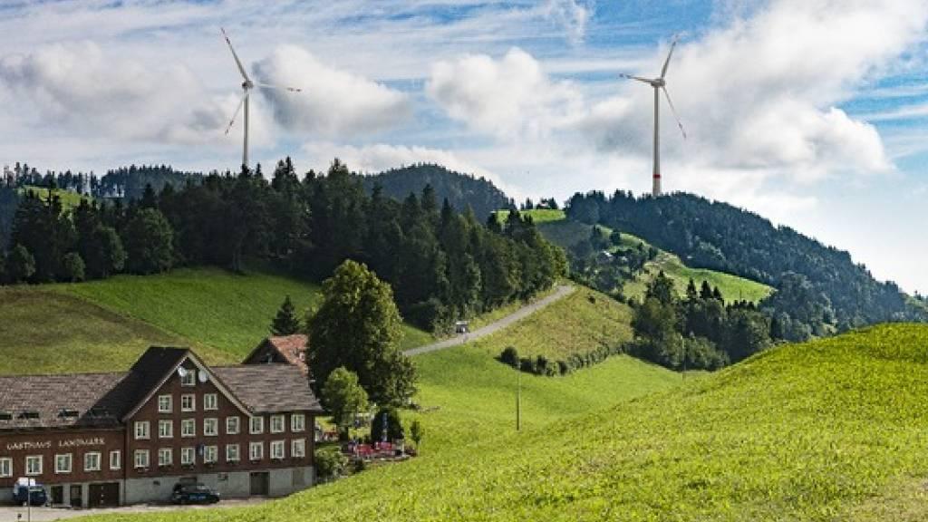 Initiative «Pro Windenergie» zurückgezogen