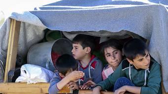 Die Schweiz will vermehrt anerkannte Flüchtlinge direkt aus Krisengebieten aufnehmen. (Archivbild)