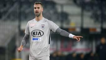 Wechsel geplatzt: Stefan Maierhofer bleibt vorerst beim FC Aarau.