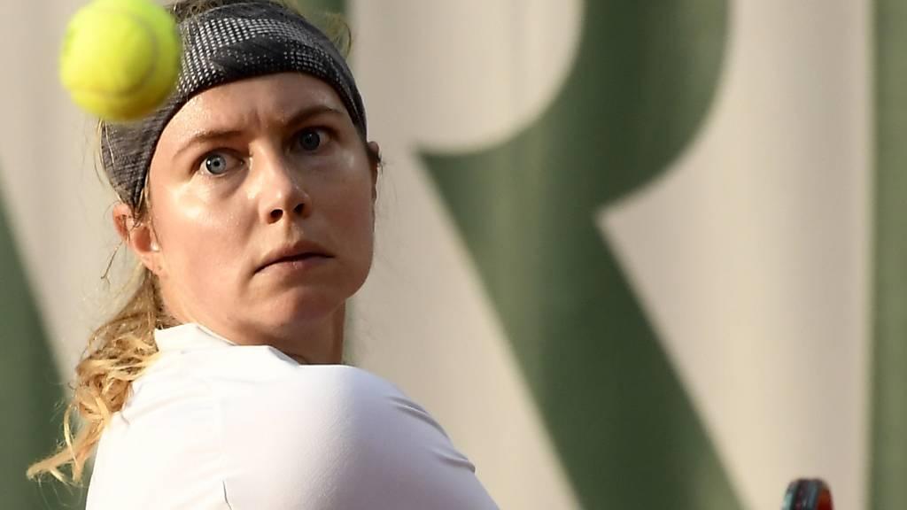 Erster Saisonsieg auf der WTA Tour eine Woche vor dem 31. Geburtstag für Stefanie Vögele