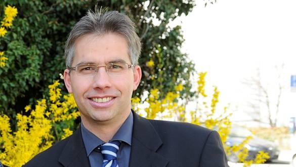 Markus Arnold trat als Vize-Präsident aus dem Vorstand aus und wurde geehrt. (Archiv)