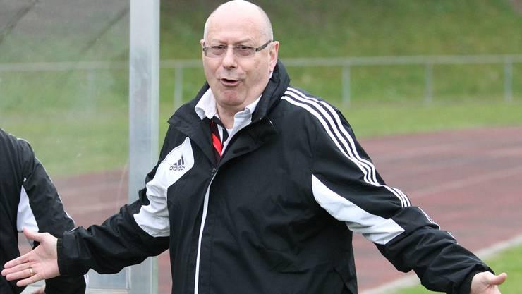 Rothrist-Trainer Willy Neuenschwander.