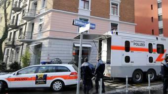 Der Mann, der von der Staatsanwaltschaft verdächtigt wird, ist in Italien im Gefängnis(Archiv).