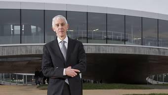 """""""Verbesserte Studienbedingungen"""": Der designierte EPFL-Präsident Martin Vetterli will mit den Studenten über Gebühren reden."""