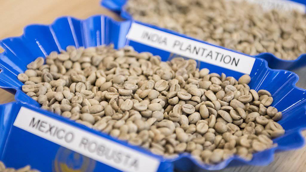 Nestlé baut in Mexiko eine neue Kaffeefabrik mit «grünen» Technologien, sodass weniger Wasser und Energie verbraucht wird. (Symbolbild)