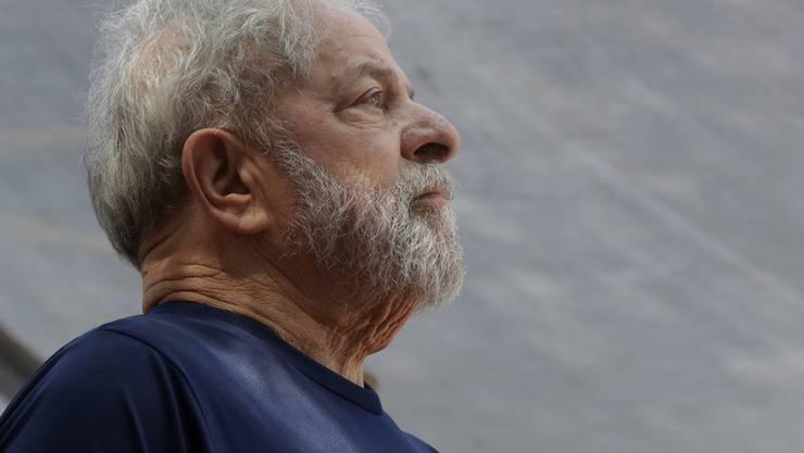 Luiz Inácio Lula da Silva dürfe als Kandidat nicht von der Wahl ausgeschlossen werden, sagt die Uno. (Archivbild)