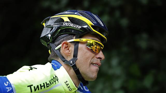 Fordert Vorjahressieger Chris Froome heraus: Alberto Contador