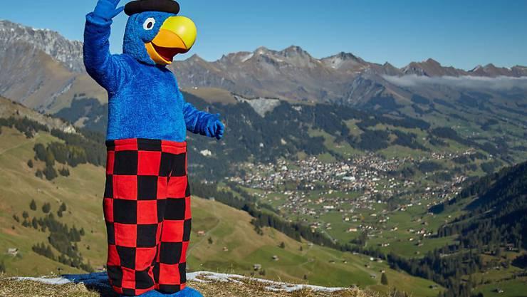 Globi ist auf der Engstligenalp als Figur für den Familientourismus ein alter Bekannter. Nun bekommt die Ferienregion oberhalb von Adelboden zudem ihre eigene Globi-Geschichte.