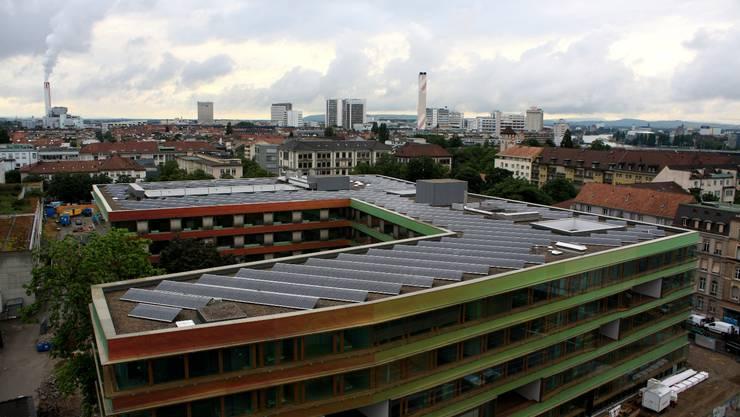 Das neue Kinderspital in Basel