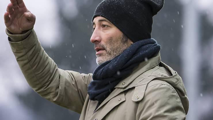Schaffhausen-Trainer Murat Yakin schöpft wieder Hoffnung auf den Ligaerhalt