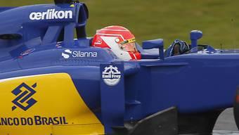 Felipe Nasr hatte mit gröberen technischen Problemen zu kämpfen
