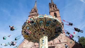 Basler Herbstmesse ist eröffnet