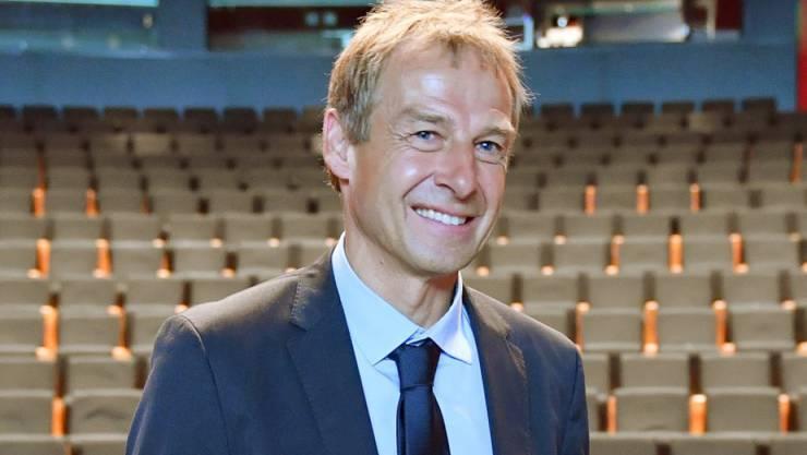 Könnte bei seinem Herzensklub VfB Stuttgart bald wieder eine wichtige Rolle übernehmen: der frühere deutsche Bundestrainer Jürgen Klinsmann