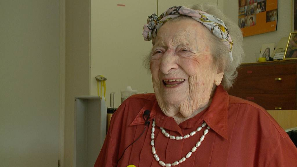 TeleZüri erfüllt 104-Jährigen den Interview-Wunsch