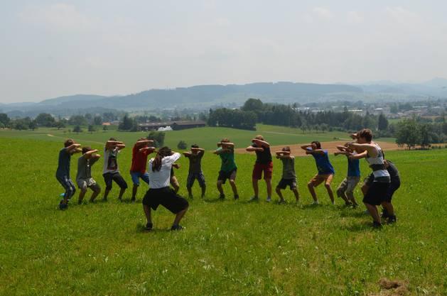 Jungen Gruppe (Stamm Farnsburg)
