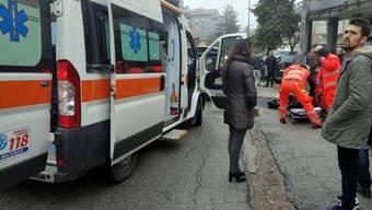 In der italienischen Stadt Macerata hat ein Neonazi auf afrikanische Migranten geschossen.