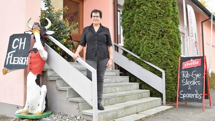 «Hardeck»-Wirtin Maria Lütolf möchte in absehbarer Zeit die Liegenschaft verkaufen und in Pension gehen.