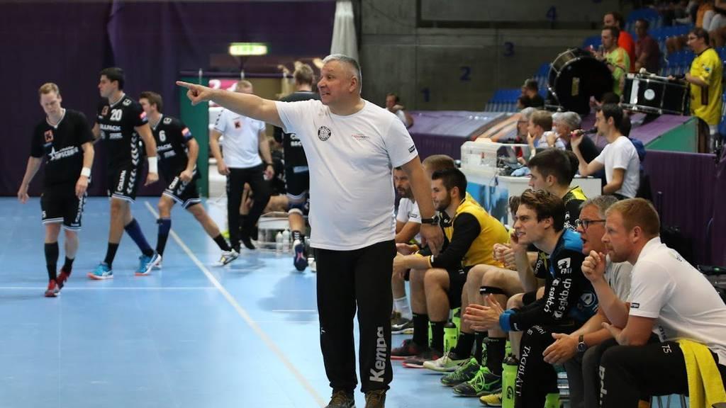Predrag Borkovic ist ein fundierter Kenner der Schweizer Handballszene.