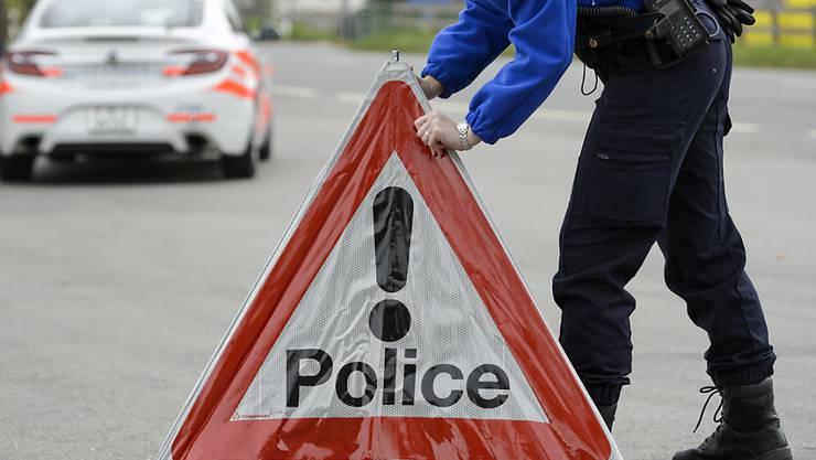 Eine Frau, die bei einem Gewaltverbrechen am Donnerstag in Yverdon-les-Bains schwer verletzt worden war, starb in der Nacht im Spital. (Symbolbild)