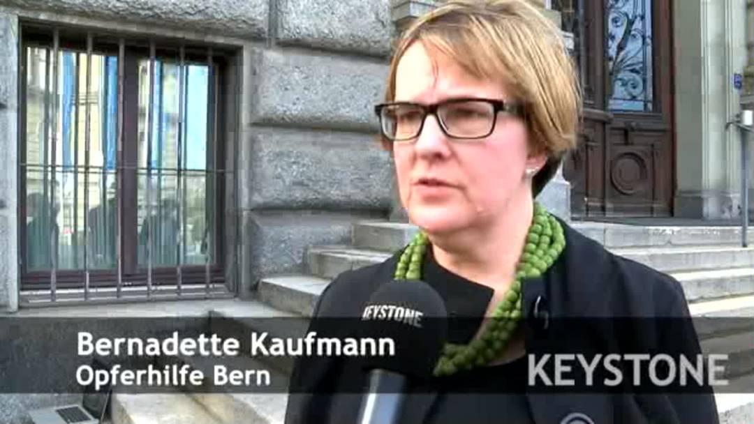 Bernadette Kaufmann, Opferhilfe Bern, über das Urteil des pädophilen Betreuers