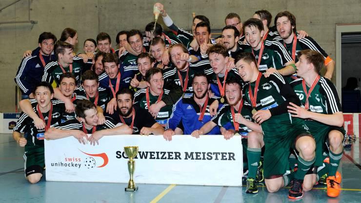 Die erfolgreiche Wiler U21.