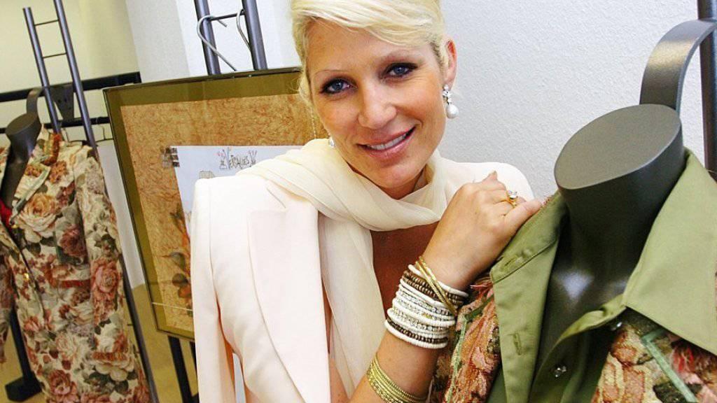 Sie fürchtete um ihr Leben und wollte Beweise: die deutsche Modedesignerin Sarah Kern. (Archivbild)