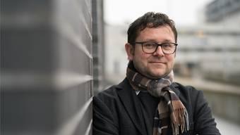 Schützt die kantonale Verwaltung vor Hackern: Roger Mattmann. Mario Heller