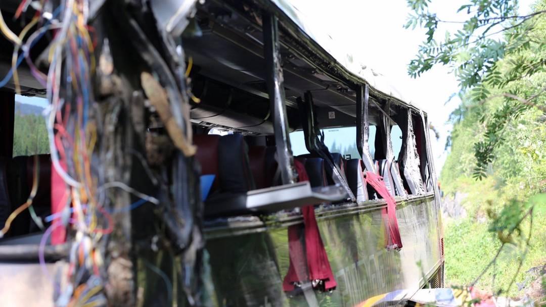 Nach Todesfahrt: Eurobus ändert norwegische Reiseroute