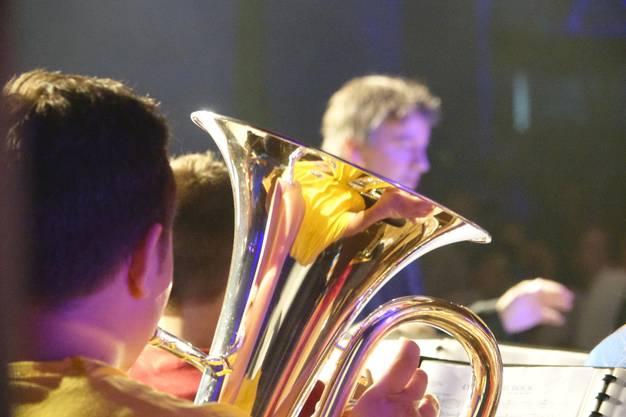 Impressionen vom Jahreskonzert 2018 des Jugendspiels Surbtal in Endingen.