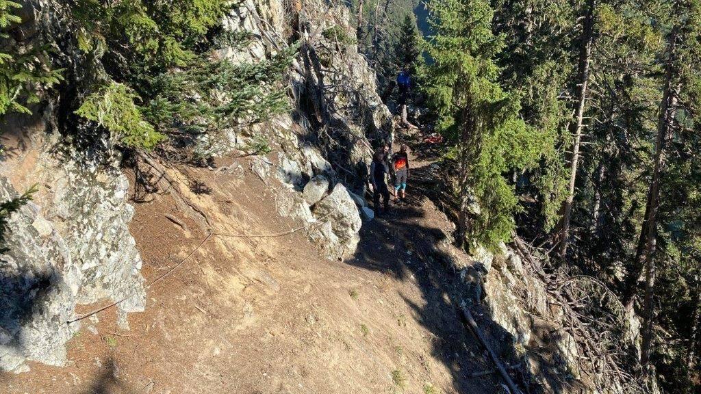 31-Jähriger nach Sturz auf Mountainbike-Tour im Wallis gestorben