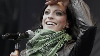 Silbermond-Frontfrau Stefanie Kloss