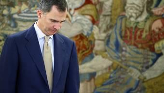 König Felipes Konsultationen haben nichts gebracht: Spanien hat keine Regierung und seine Bürger müssen nochmals wählen.