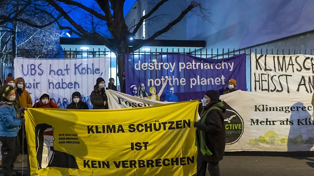 Prozessreihe gegen Klimaaktivisten vor dem Basler Strafgericht