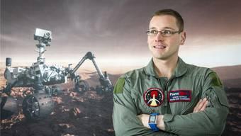 Geht es nach Steve Schild, wird er bereits in 10 Jahren auf dem Mars sein – und nie mehr auf die Erde zurückkehren. Denn das Mars-One-Projekt, an dem er teilnimmt, ist eine One-Way-Mission. Chris Iseli