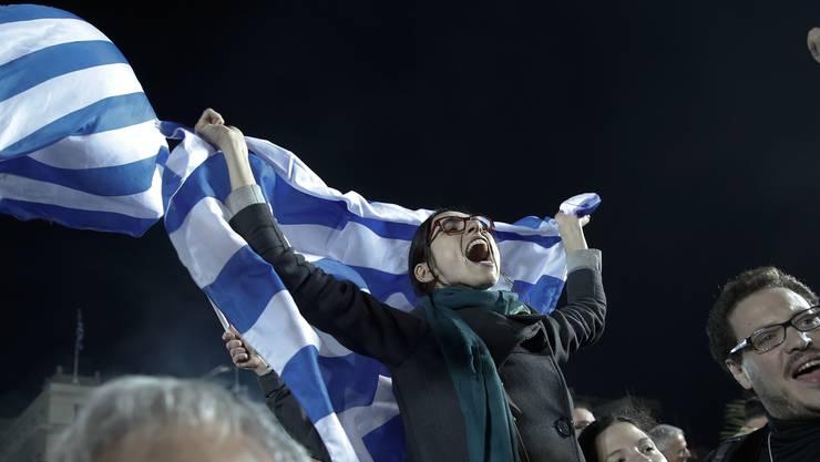 Der Erfolg der Linken in Griechenland weckt Hoffnungen im restlichen Europa.