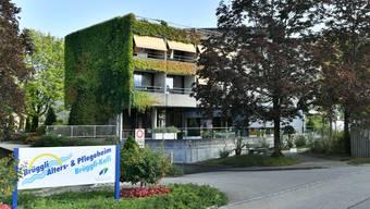 das Alters- und Pflegeheim Brüggli am Brügglifest von den Vereinen der Trägergemeinden tatkräftig unterstützt.