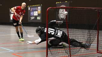 Bildimpressionen von Unihockey Basel Regio