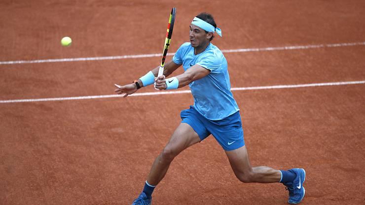 Rafael Nadal wehrte vier Satzbälle ab