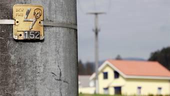 Bei der Stromversorgung haben die Gemeinden die Wahlmöglichkeit.