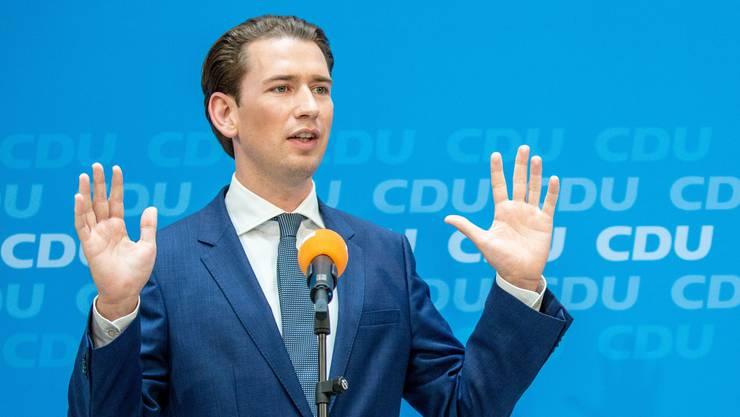 Sebastian Kurz will wieder österreichischer Kanzler werden.